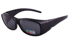 Cheap price best polarized fit over sunglasses with grey lens