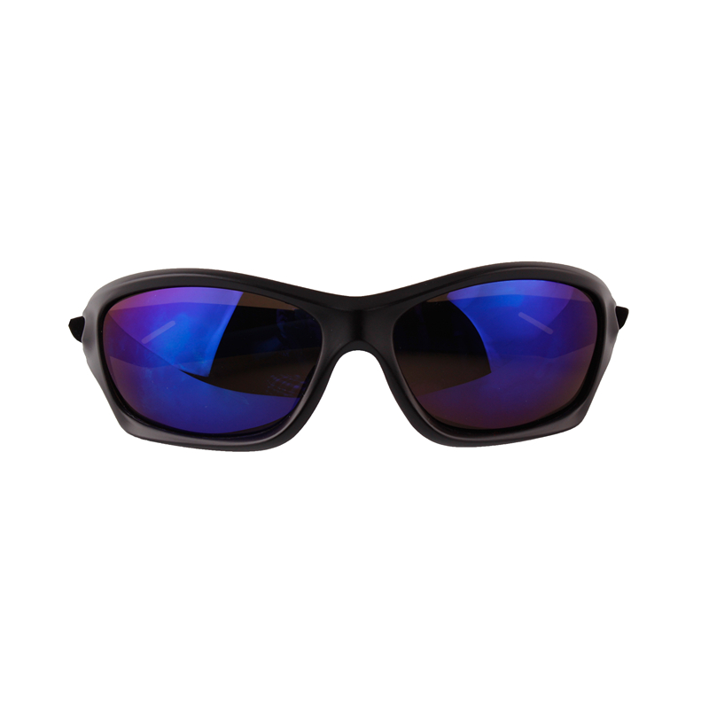 Fashion style sports sunglasses with PC frame