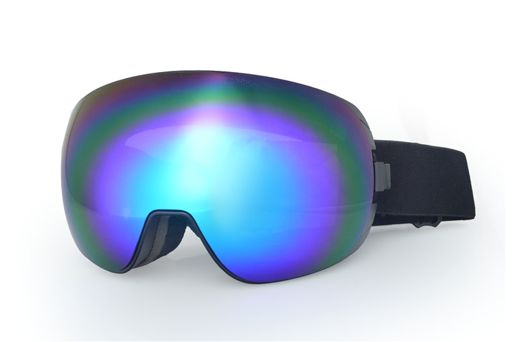 How do you maintain your ski goggles