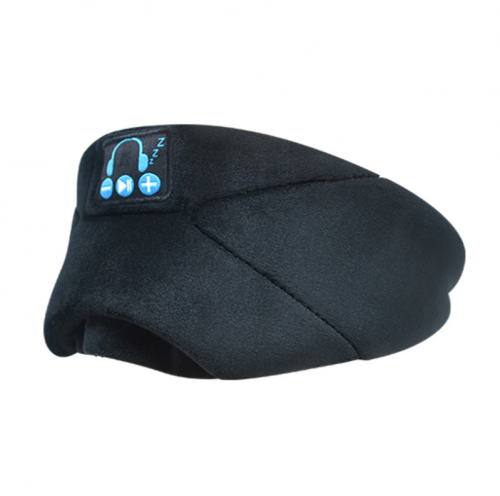 New style hot sale bluetooth sleep mask, eye mask headphones with good quality