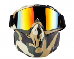 New style best mtb goggles with mask