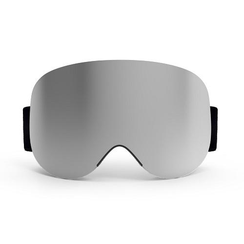 New style mirrored snowboard goggles with CE certificated