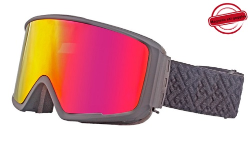 Hot sale 2019 new magnetic ski goggles manufacturers