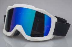 2019 wholesale full REVO blue lens ski goggles