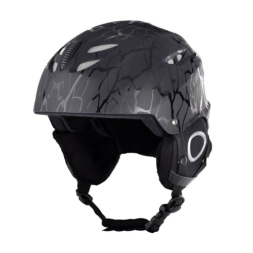 Hot sale mens snowboard helmet, ski helmet sale and customized ski helmet