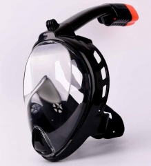 Hot sale style diving goggles and snorkel mask