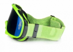 2019 wholesale green tear off motocross goggles