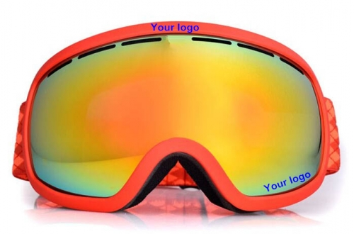 Customized OTG ski goggles