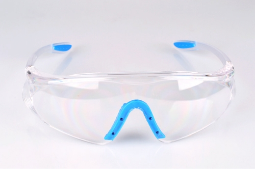 2020 hot sale style chemical splash goggles, chemistry goggles with customized frame