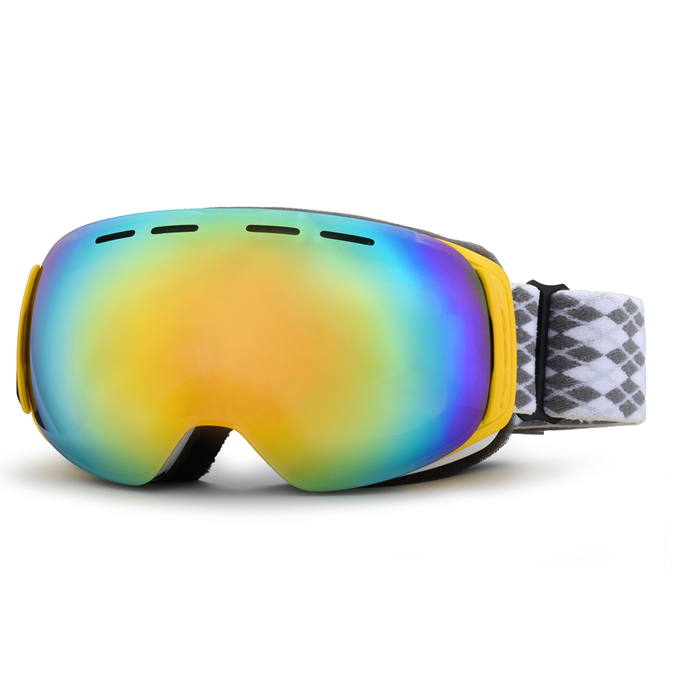 How can myopia wear ski goggles correctly