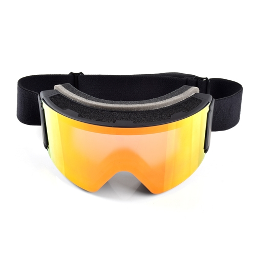 Magnetic lens interchanged polarized ski goggles | Polarized lens ski goggles supplier