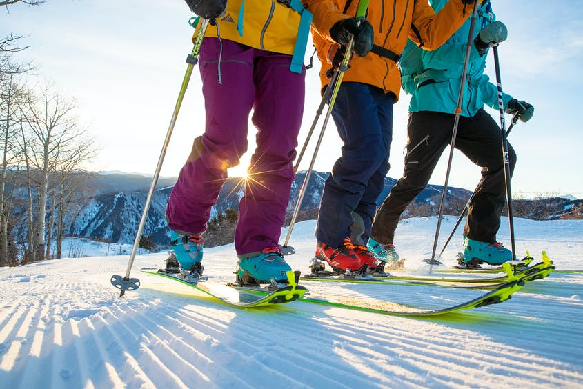 What details you need to consider when you choosing the ski equipment
